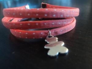 """Bracelet """"mon petit ourson"""""""
