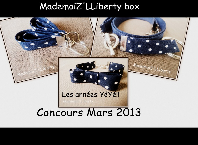 Lot concours Mars